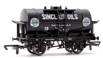 'Sinclair Oils' Private Owner 14 Ton Tank Wagon No.19