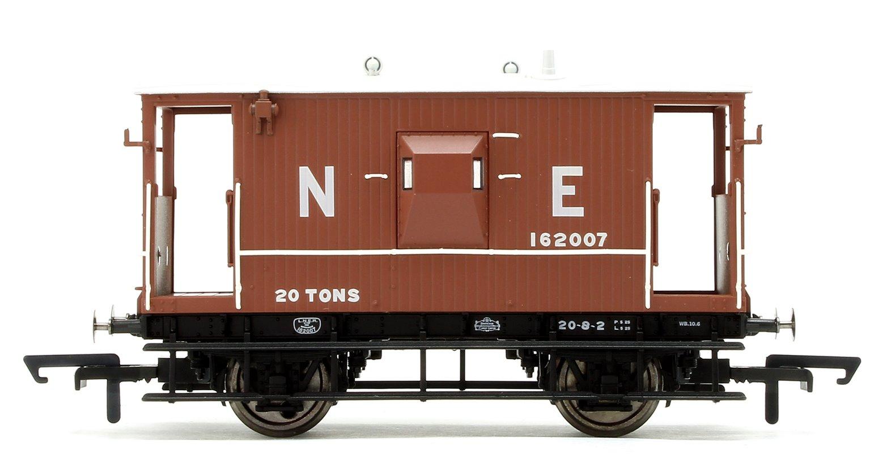 LNER, Dia.064 'Toad E' Brake Van - 162007