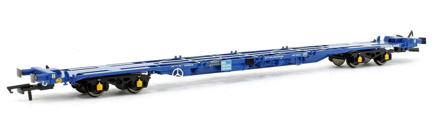 KFA Intermodal wagon (No Containers), Tiphook Rail