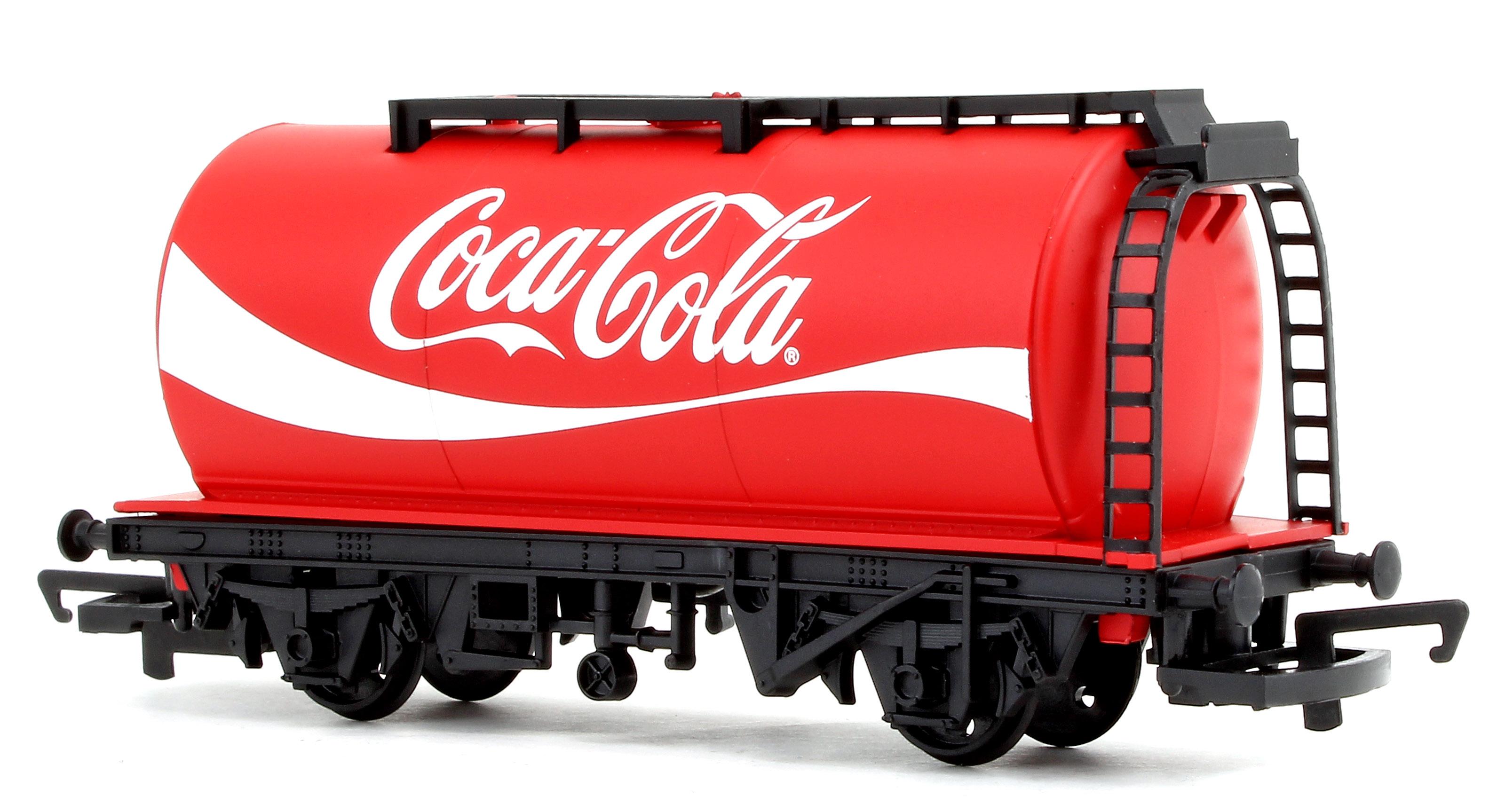 Tank Wagon Coca Cola Hornby 00 Gauge