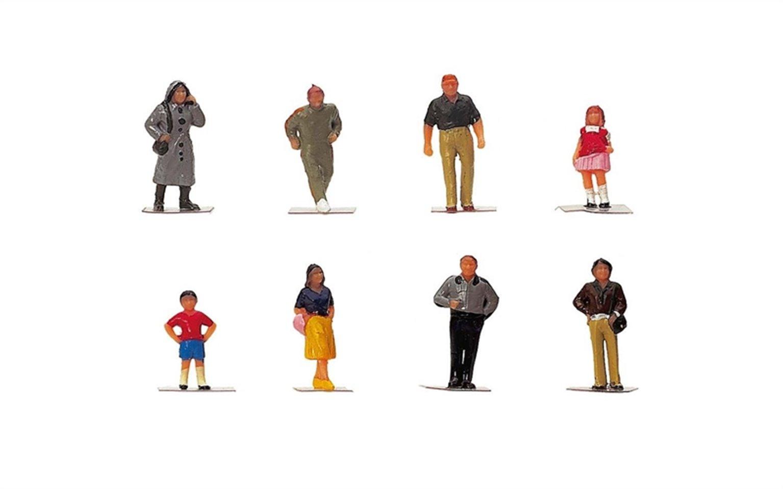 Figures - Town People