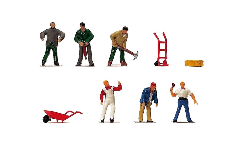 Figures - Working People