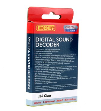 TTS Sound Decoder - J36 Class