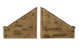 Stone Portal Side Walling