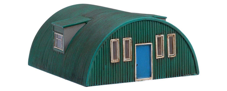 Hornby Skaledale Corrugated Nissen Hut