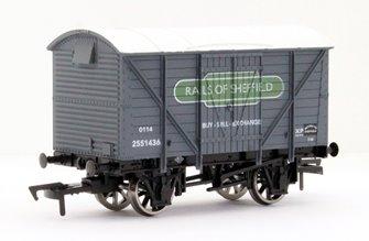 Rails Limited OO Gauge Wagon