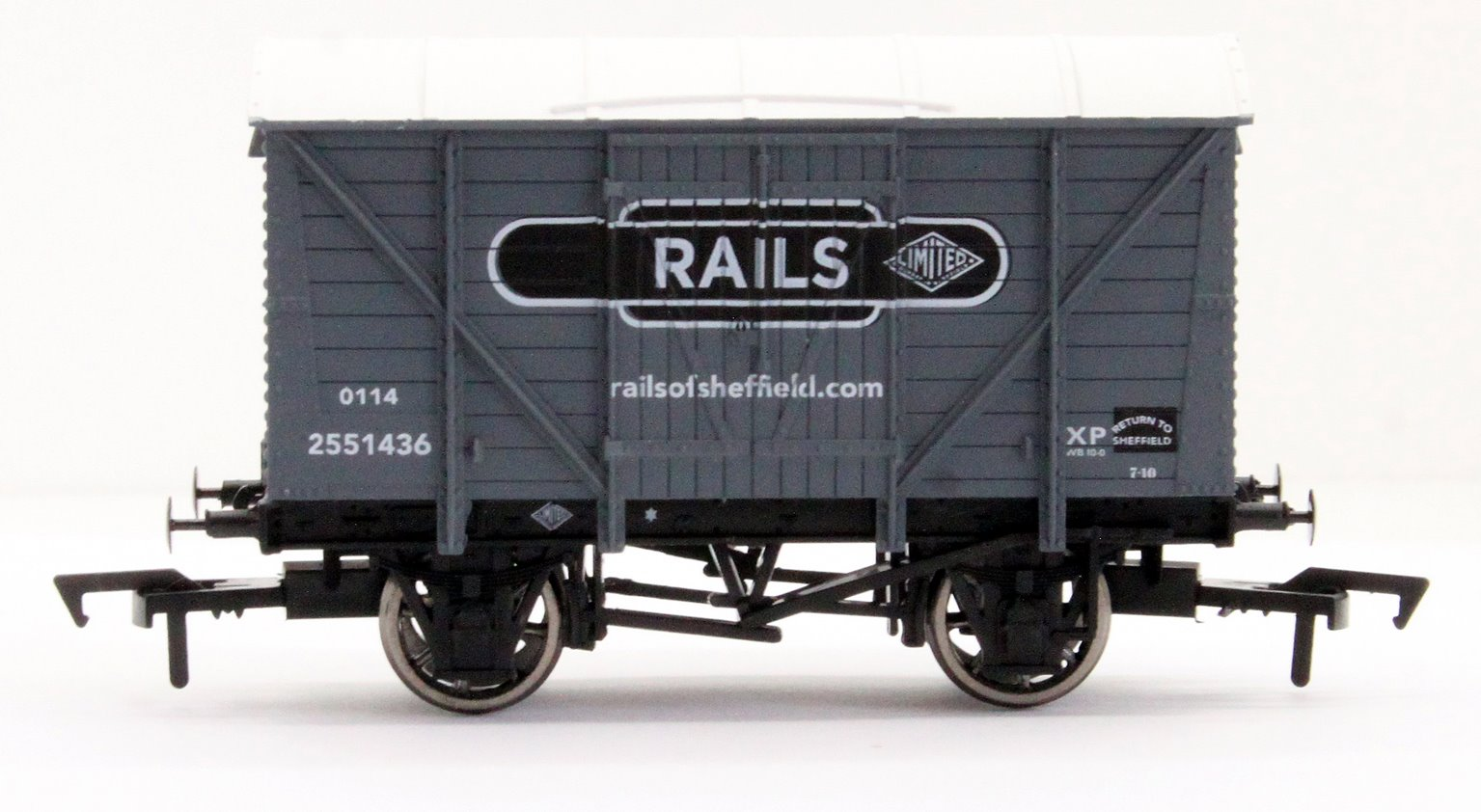 Rails Limited OO Gauge Wagon