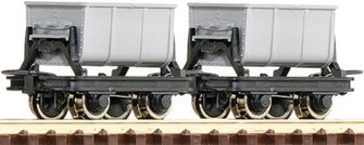 Side Tipping Cement Hopper Wagons (2)