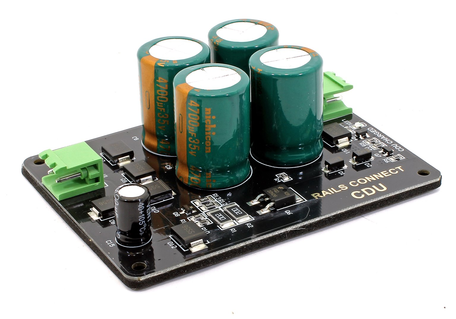 Rails Connect High Power CDU Capacitor Discharge Unit