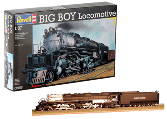 "Union Pacific ""Big Boy"" Model Kit"