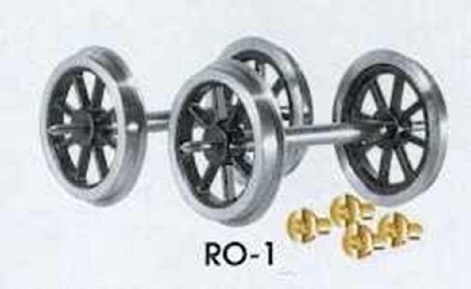 PS621 Spoked wheels and bearings