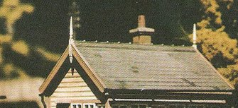 Signal Box Chimney Mouldings (pair)
