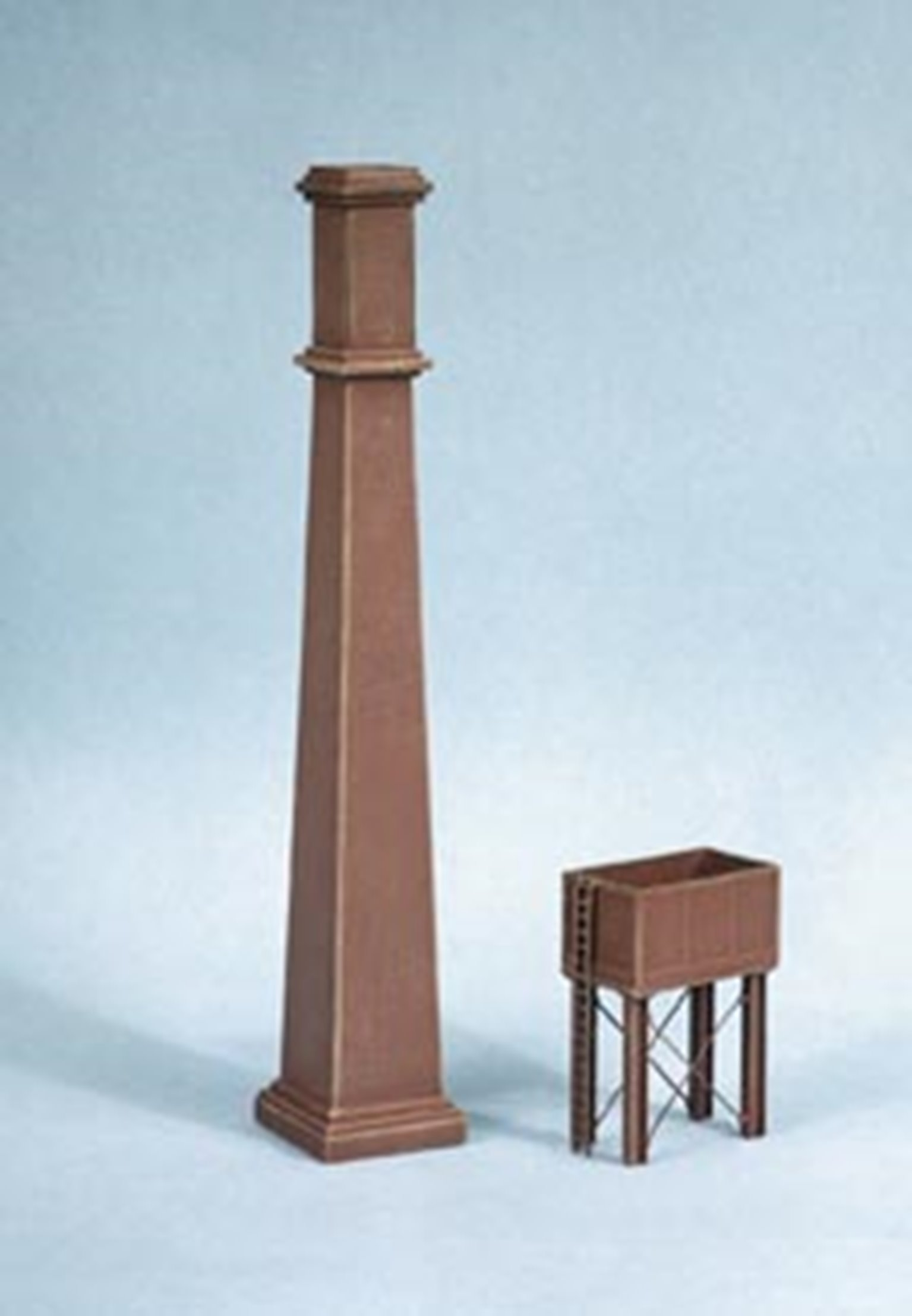 Industrial Chimneys and Fittings