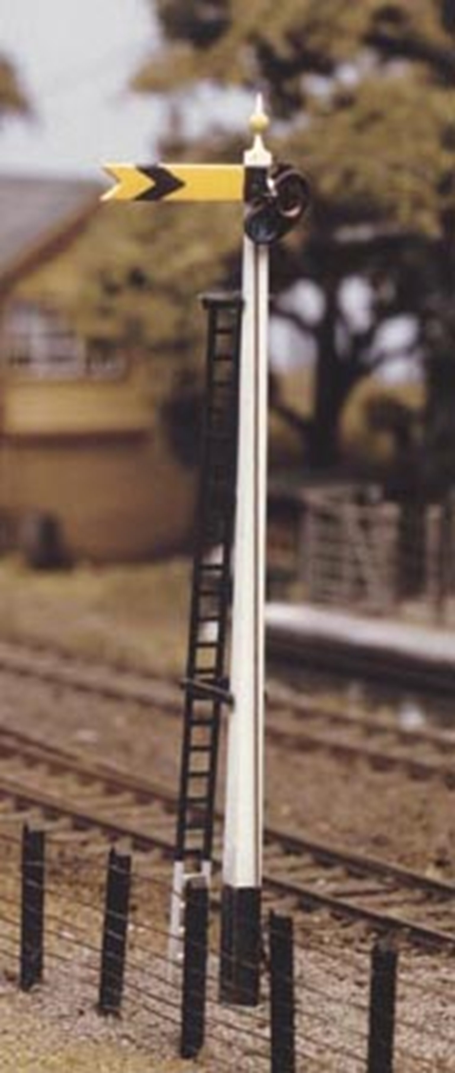 GWR Distant Quick Assembly Signal Kit