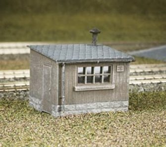 Wooden Lineside Huts (2)
