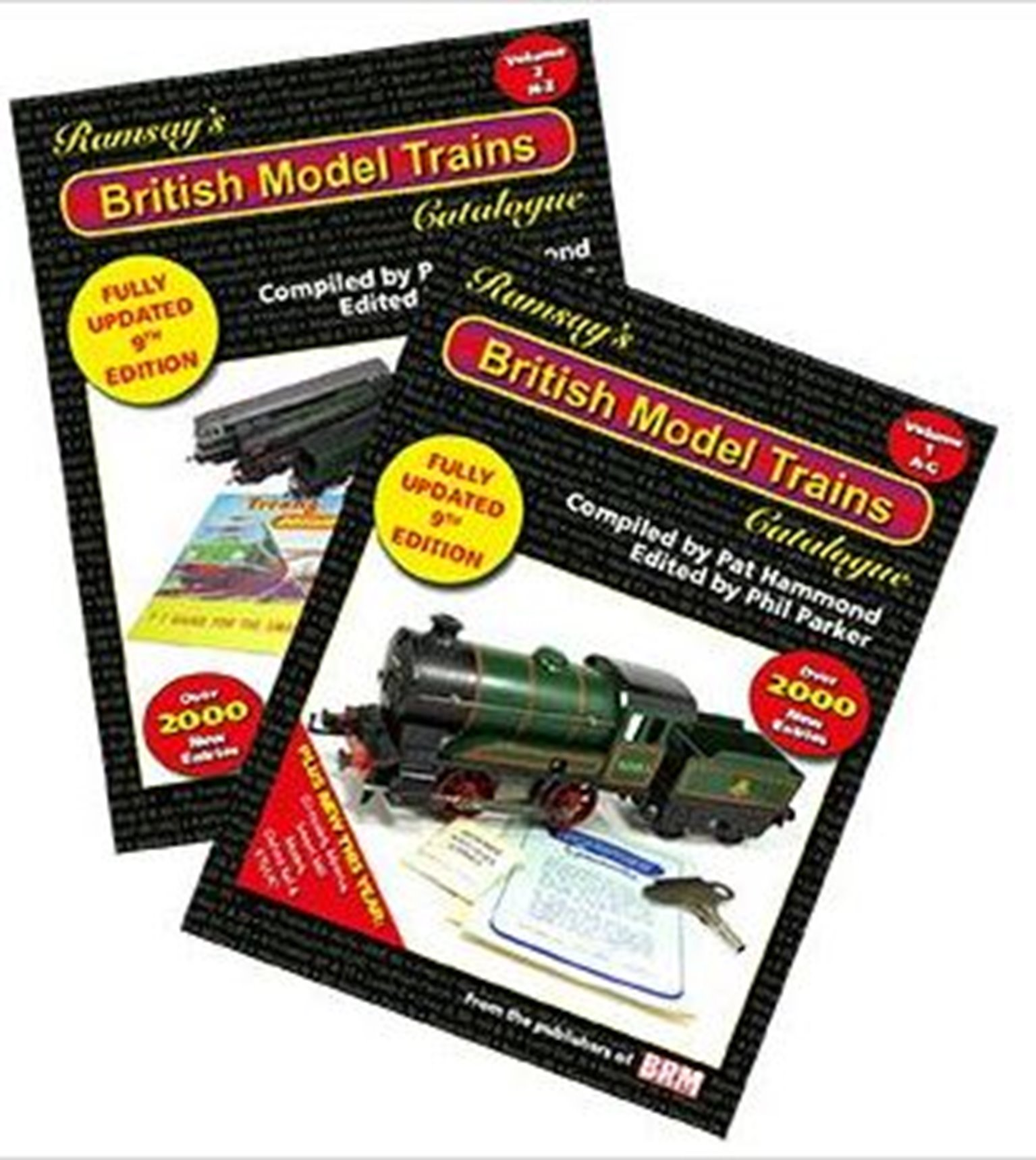 Ramsay's Guide to Model Trains 9th Edition - Volume 1 & Volume 2