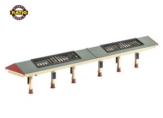Apex Platform Canopy