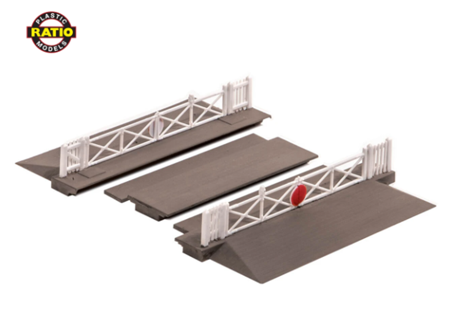 Level Crossing with gates