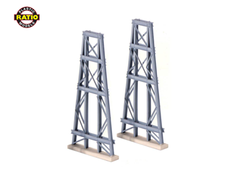 2 Steel Trestles