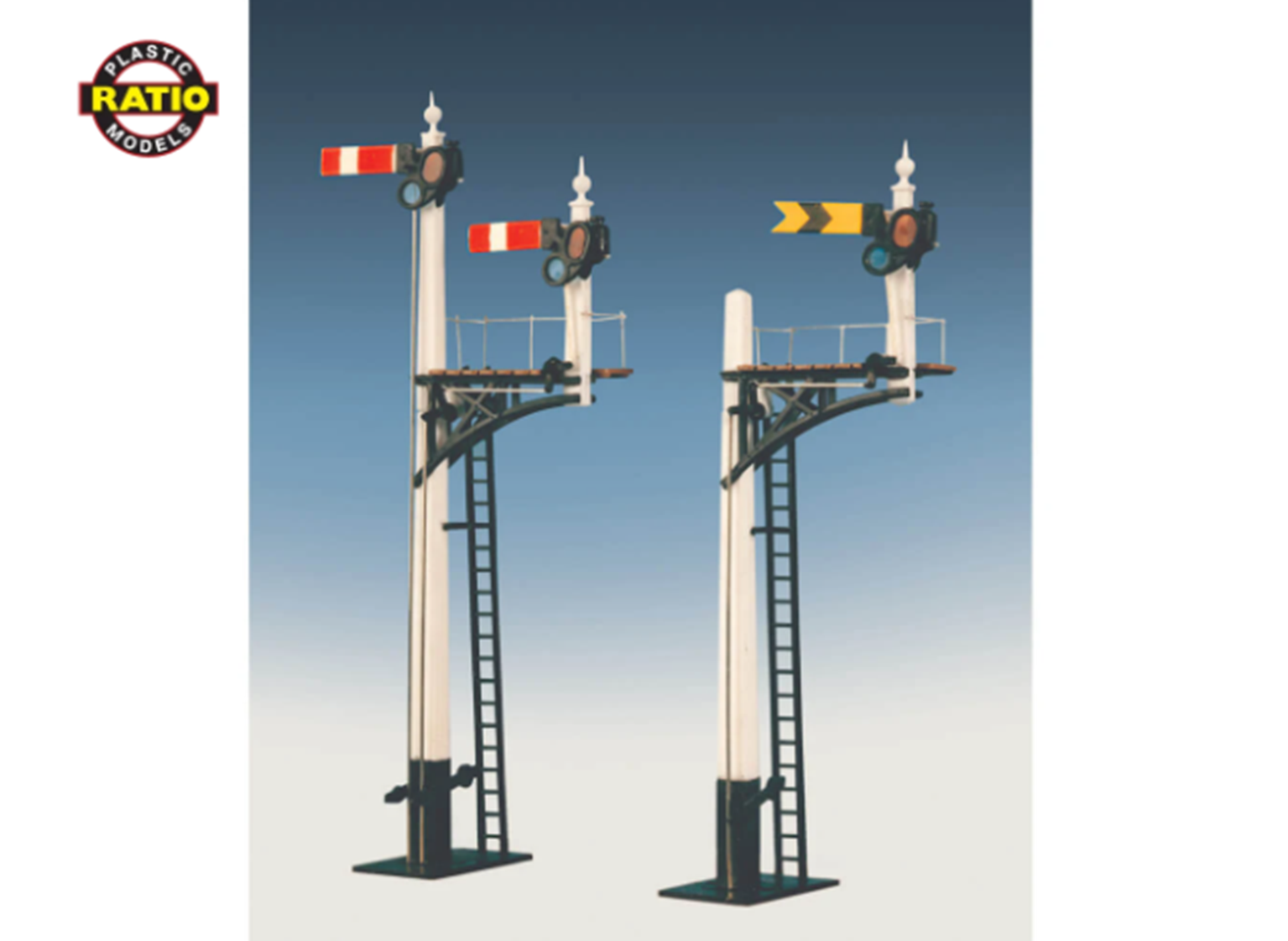 GWR Junction/Bracket Quick Assembly Signal Kit