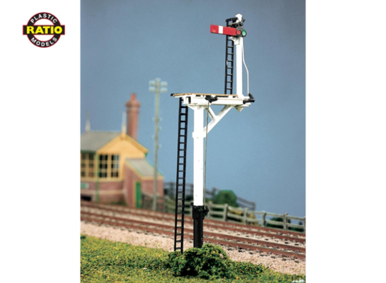 LMS Round Post Advanced Construction Signal Kit