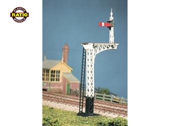 LNER Latticed Post Advanced Construction Signal Kit