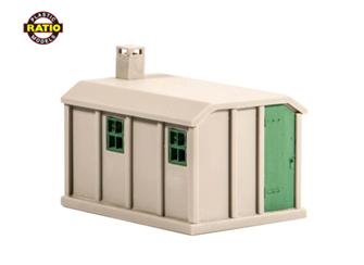 Concrete Lineside Huts (2)