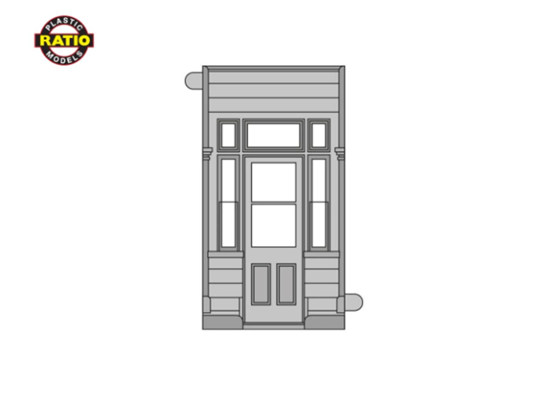 4 x Single Door Panels
