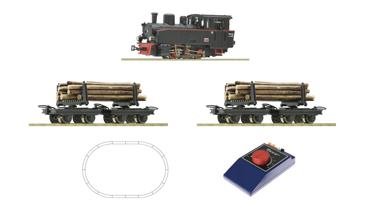 German Steam Logging Analogue Starter Set