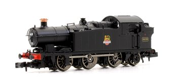 Class 56xx BR Unlined Black (Early Emblem) 0-6-2 Tank Locomotive No.6639