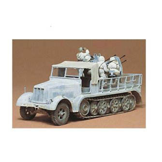 1/35 GERMAN SD.KFZ.7/1 LTD