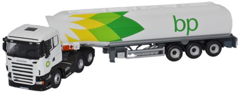 OO Gauge BP Tanker Scania Truck