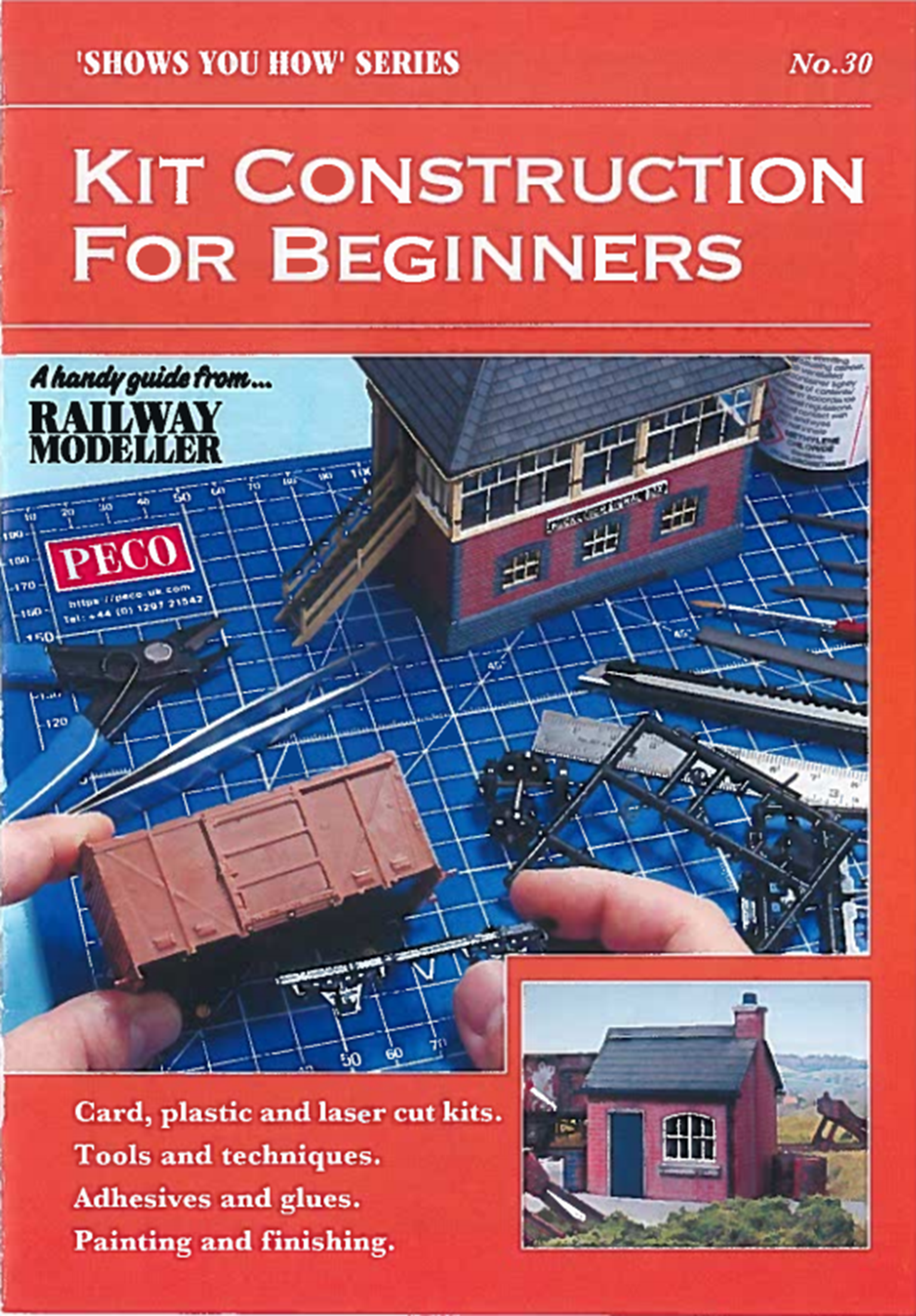 """SHOWS YOU HOW"" SERIES - KIT CONSTRUCTION FOR BEGINEERS"