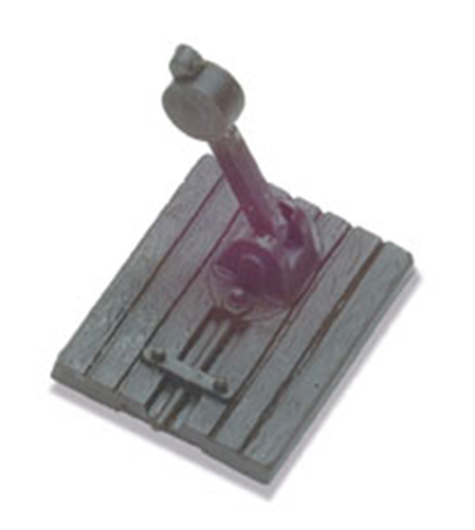 SL428 Turnout Levers Dummy (Code 80)