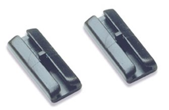 12 Insulating Rail Joiners for G45 Code 250 Rail