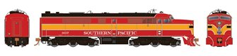 HO Scale PA-2: SP (Daylight) #6034 - DCC Sound