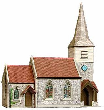 Country Church - Card Kit
