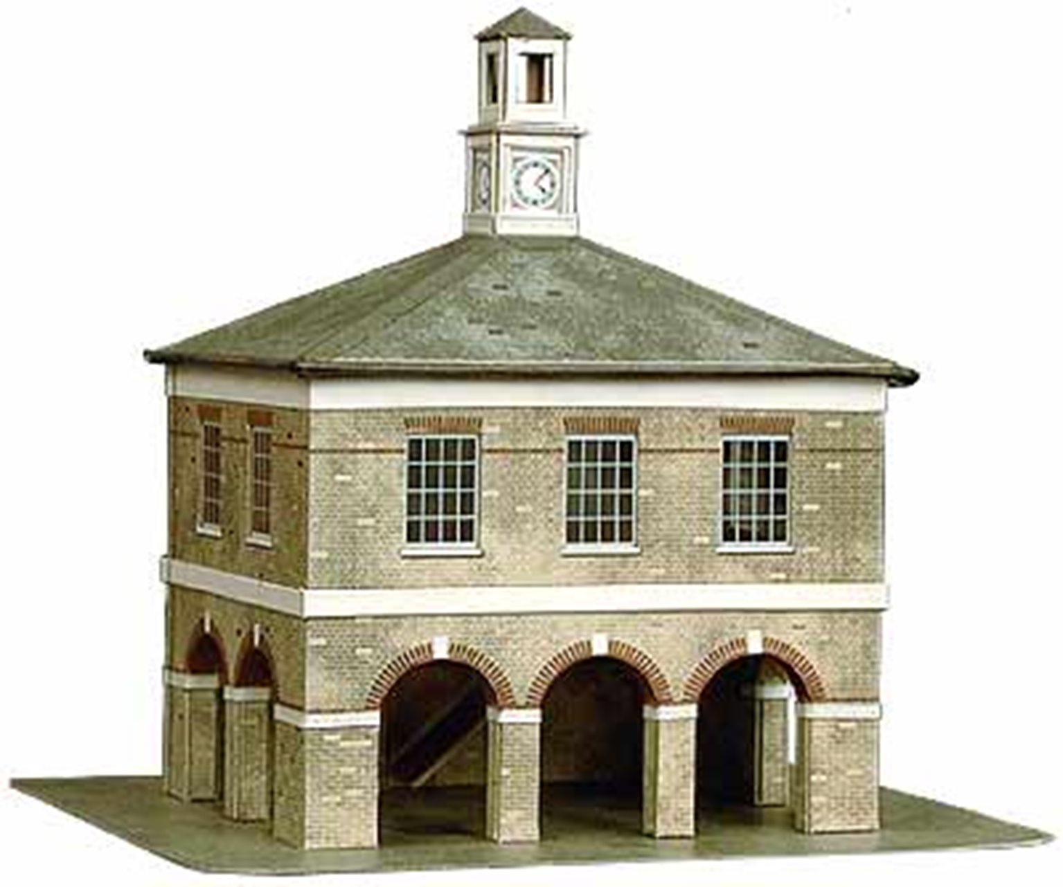 Market House - Card Kit