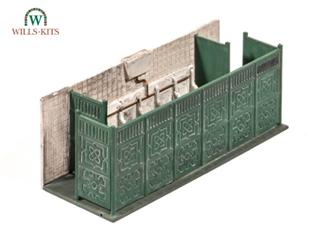 Victorian Gents Toilet Building Kit