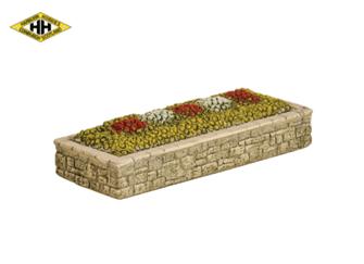 Rectangular 'Prize' Flower Bed