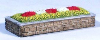 Rectangular 'Prize' Flower Bed