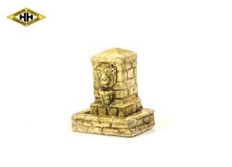 Lions Head Fountain