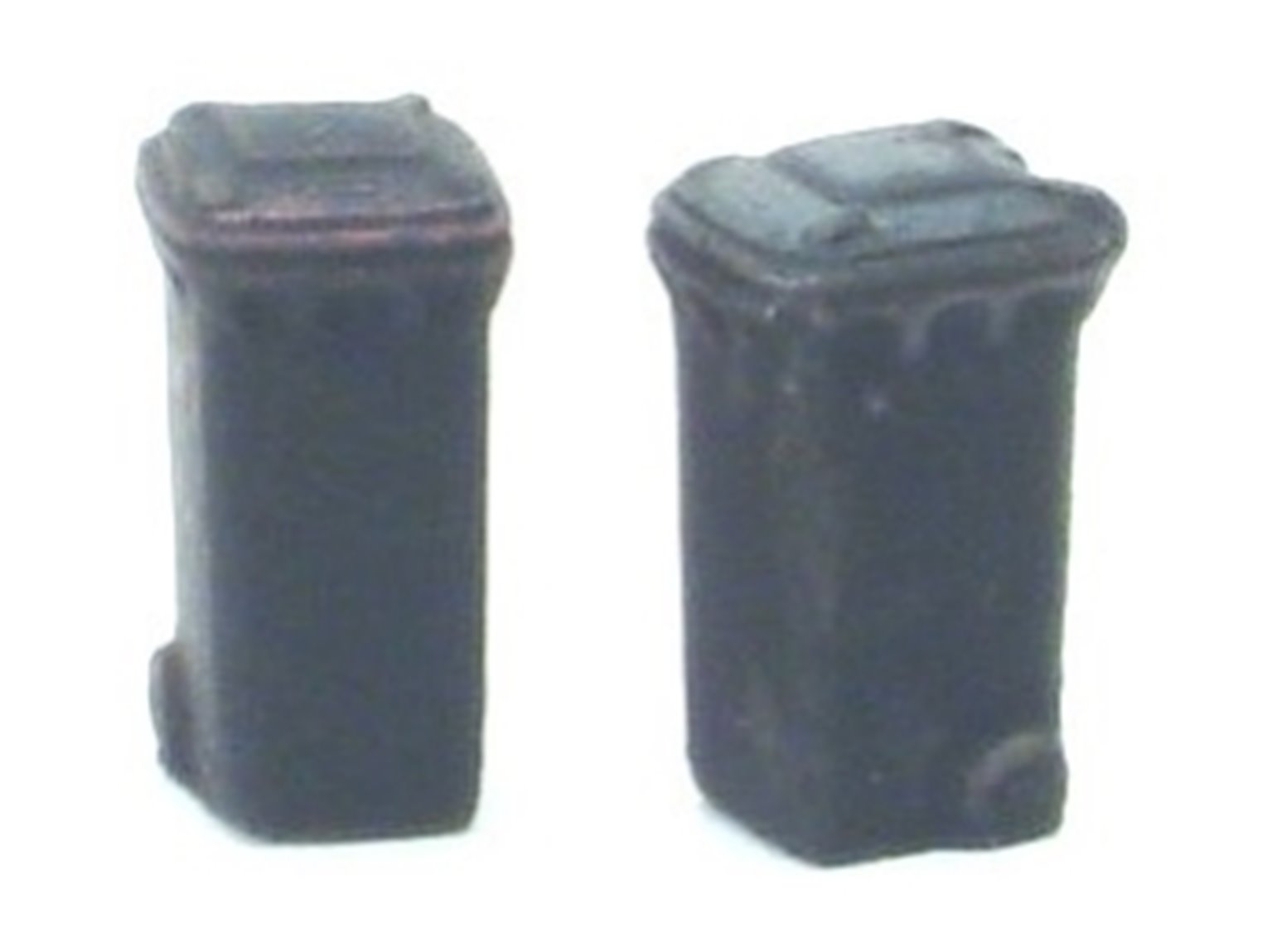 Wheelie Bins - (closed/black)