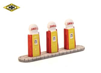 Petrol Pumps 'Shell'