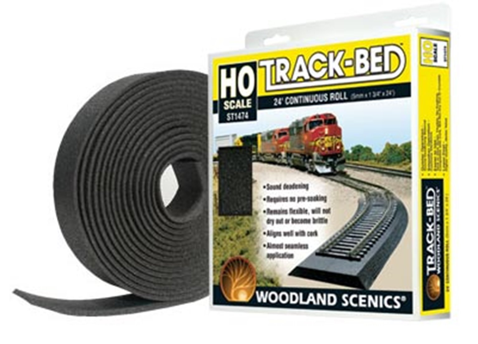 Trackbed Roll 24ft.