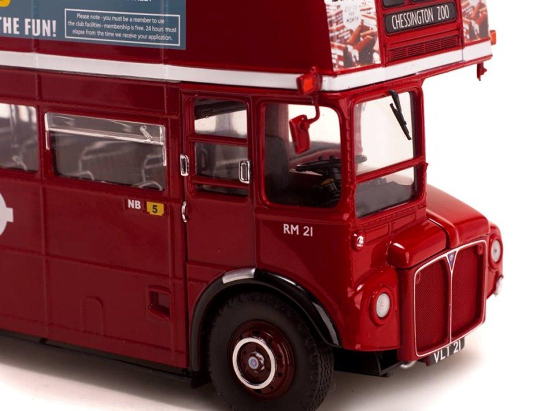 1958 Routemaster Bus - RM21 - VLT21 - London Transport