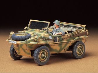 1/35 Military Miniature Series no.224 German Schwimmwagen Type 166