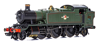 Class 5101 Large Prairie BR Green 2-6-2 Tank Locomotive No.4160 (DCC Fitted)