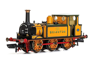 LB&SCR, 'Terrier', 0-6-0T, 40 'Brighton'  DCC Fitted