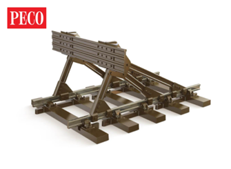 SL1440 HOm Buffer Stop - Rail built type
